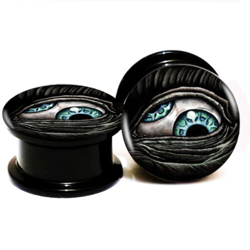 Augen aufschraubbar Ohr Plug Expander Dehnelement 6mm 25mm