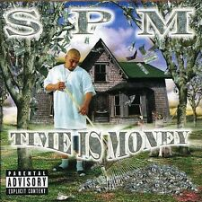 South Park Mexican, SPM (SOUTH PARK MEXICAN ) - Time Is Money [New CD] Explicit