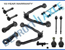 13pc Control Arm Sway Bar Tie Rod Idler Kit for Chevrolet GMC Trucks 4x4 6-Lug