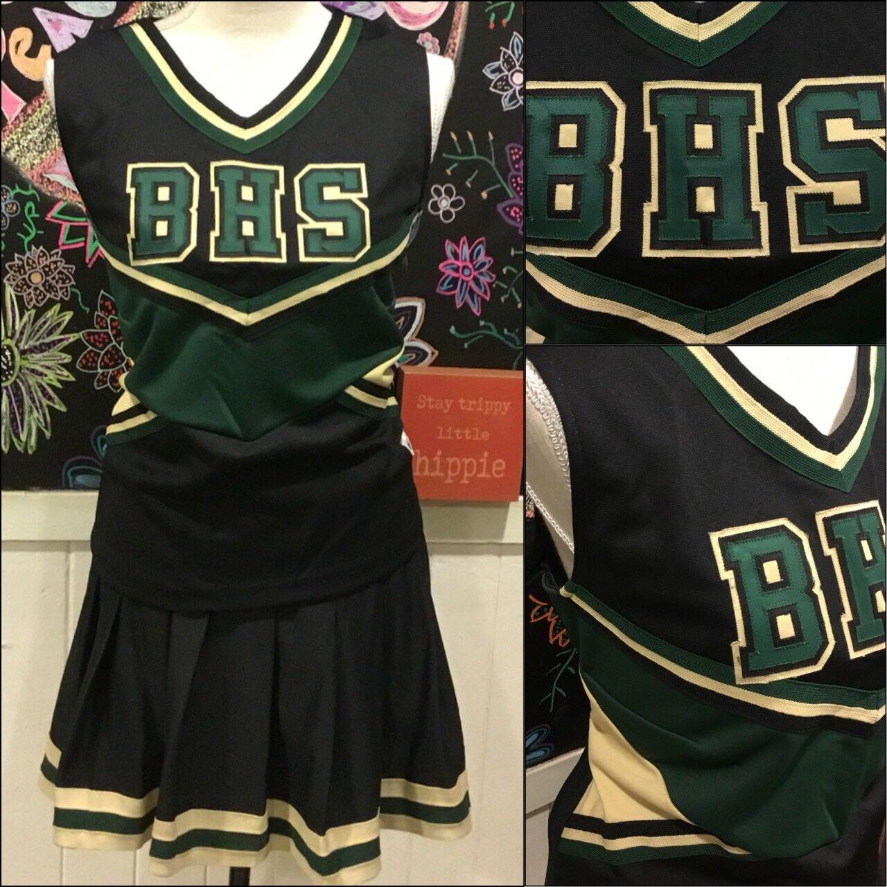BHS Real Cheerleading Uniform Youth L Adult  Sm  fashion mall