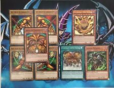 Exodia The Forbidden One 8 Card Set [LDK2-ENY] NM/Mint, 1st Edition, YuGiOh