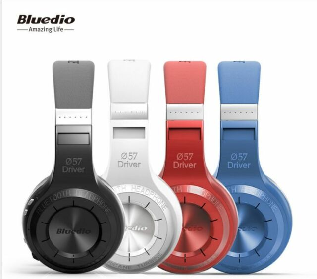 Wireless Bluetooth 4.1 Stereo Headphones built-in Mic handsfree earpiece phone