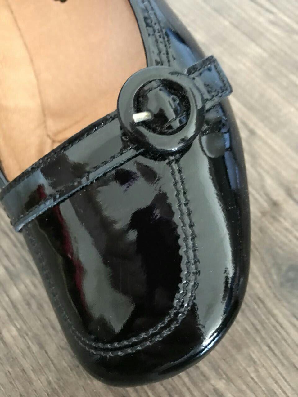 Gabor Damen Schuhe Damenschuh NEU Pumps Lack glänzend  Größe 3,5 (36)