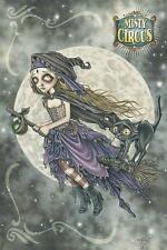 Victoria Frances : Flight of the Sorceress - Maxi Poster 61 cmx91.5 cm (new)