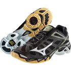 Mizuno Wave Lightning RX3 Men's Black Silver Volleyball Shoes 430169.9073 NEW