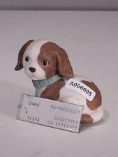 +#A006605 Goebel Archivmuster Nina + Marco v. Limpke 66-965 Hund sitzend