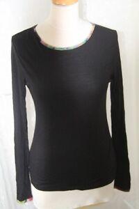 Tee Neuf Top Noir Shirt Vent Fees Mod 11 42 Du Taille Ml Les vqxFBIw1