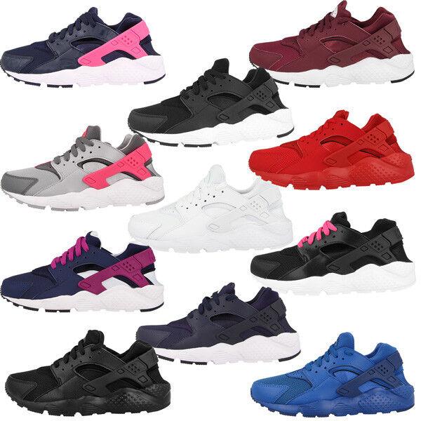 Zapatos promocionales para hombres y mujeres Nike huarache run GS zapatos casual zapatillas Max Command 90 95 97 1 free Jordan