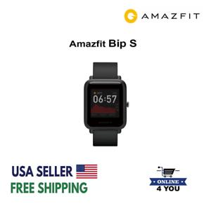 Amazfit Bip S SMARTWATCH 2020 nueva versión global Negro