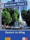 Berliner Platz 1 NEU von Lutz Rohrmann, Theo Scherling und Christiane Lemcke (2013, Taschenbuch)