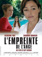 Affiche 40x60cm L'EMPREINTE DE L'ANGE 2010 Catherine Frot, Sandrine Bonnaire NEU