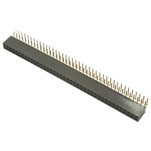 Double rangée à angle droit pcb sockets idéal pour Arduino divers pins//qté vendeur britannique