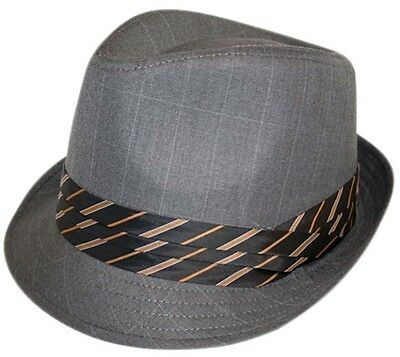 Small To Extra Large available Small to Ex Large Traditional Trilby Mens Hat
