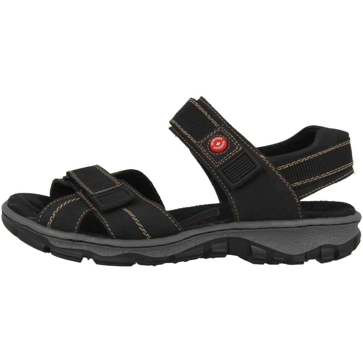 Rieker Rieker Rieker selva-oilybuk zapatos outdoor sandalias anti estrés sandalias 68851-00  Precio por piso