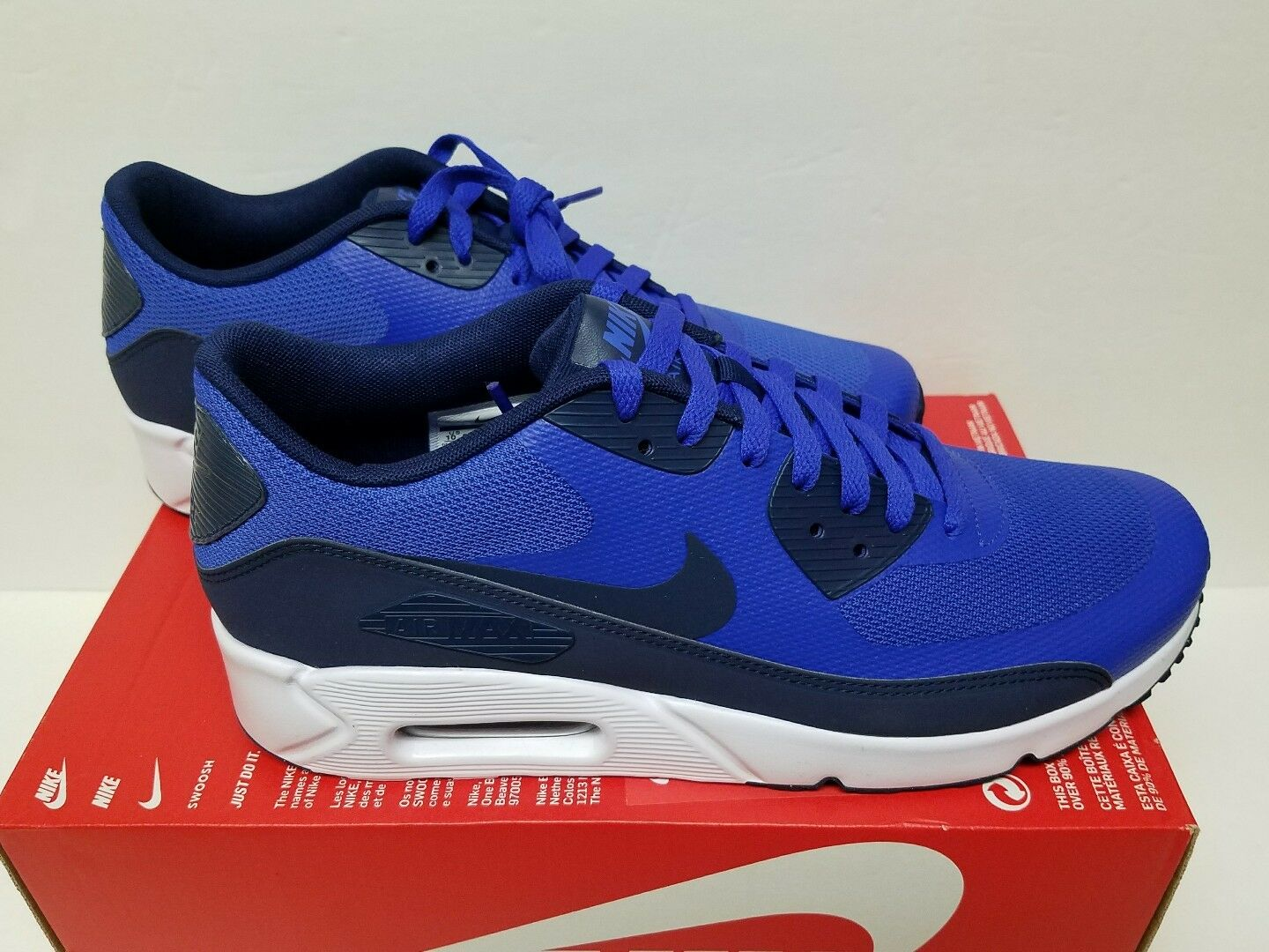 NEW NIKE AIR MAX90 ULTRA 2.0 ESSENTIAL Size 10.5 & 12 (875695-400)