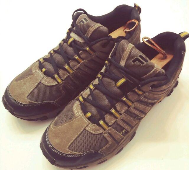 FILA Men's Day Hiker Shoes 12 for sale