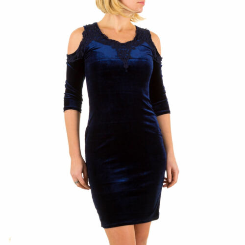 SAMTOPTIK SPITZEN MINI COCKTAIL DAMENKLEID 9747 0€