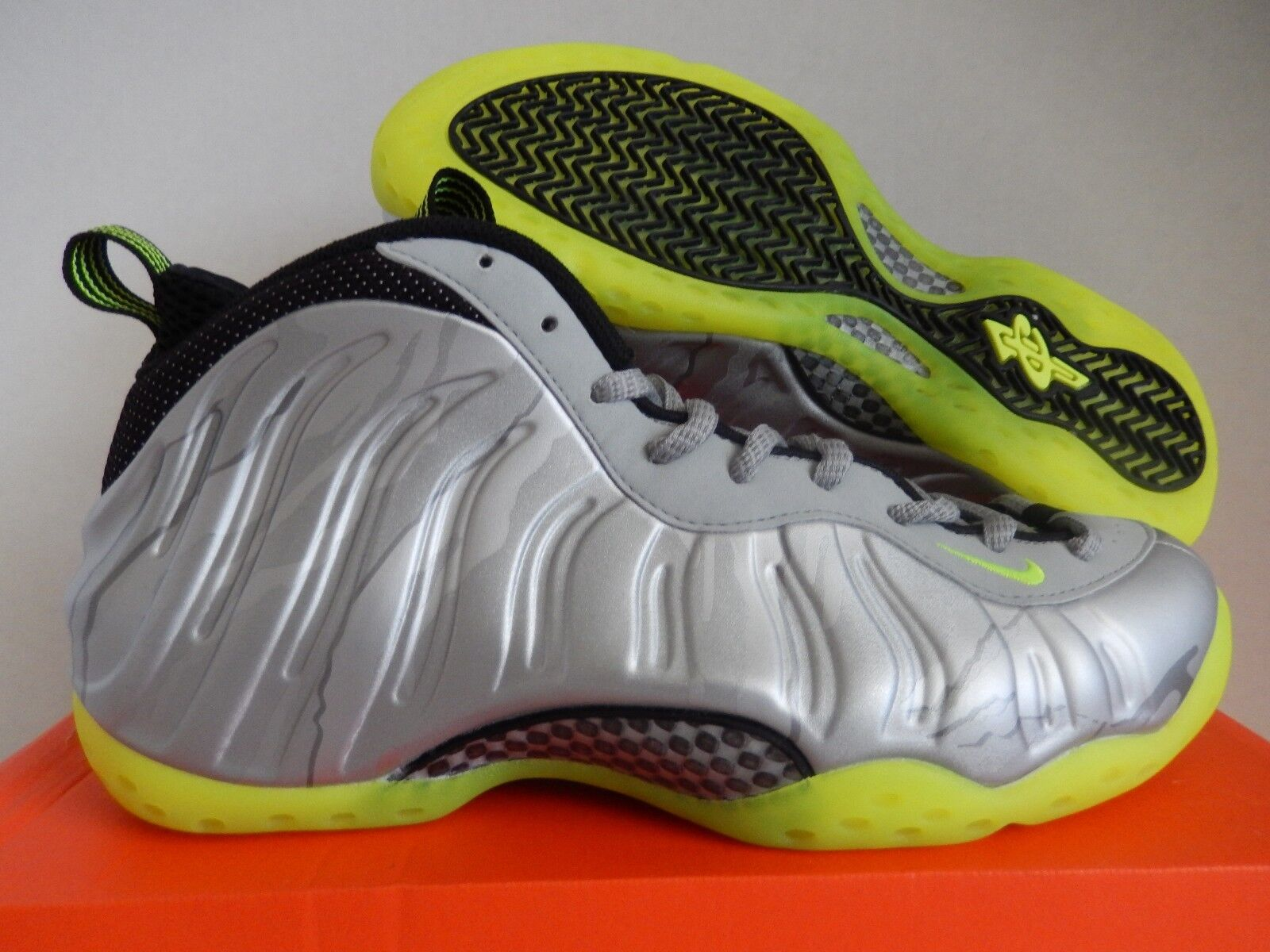 best sneakers 1119e a5350 ... pro en venta 1a6e8 2187a  50% off nike air foamposite foamposite  foamposite one plata volt negro 575420 004 541fc2 19990