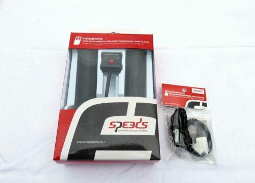 Can AM RENEGADE 800r 09-11 speeds manico riscaldamento con il pollice RISCALDAMENTO MANOPOLE RISCALDATE
