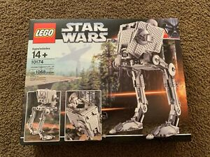 LEGO-Star-Wars-Ultimate-Collectors-Series-AT-ST-10174-NISB