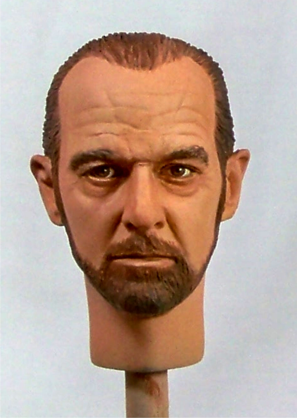 1:6 Custom Head of George Carlin as Rufus V1 from Bill and Ted's Excellant Adv