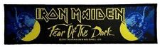IRON MAIDEN - Patch Aufnäher Fear of the dark Superstrip 20x5,5cm
