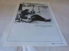 U2 - BONO - Mini poster NOIR & BLANC !!!!!!!!!