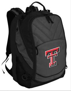 Texas Tech Laptop Bag Texas Tech Red Raiders Computer Bag or Messenger Bag