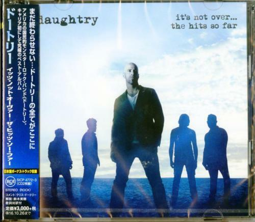 DAUGHTRY-IT'S NOT OVER... THE HITS SO FAR-JAPAN   BONUS TRACK G88