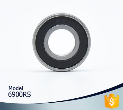20 PCS Metal Rubber Ball Bearing Bearings BLACK 6902RS 15x28x7 mm 6902-2RS