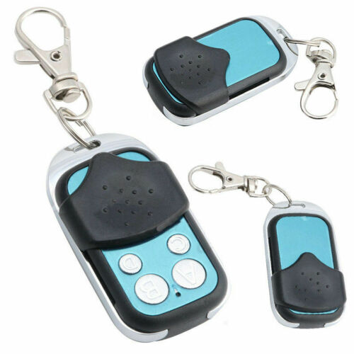 315//433MHz Universal Clone Remote Control Key Fob Electric Gate Garage Door New