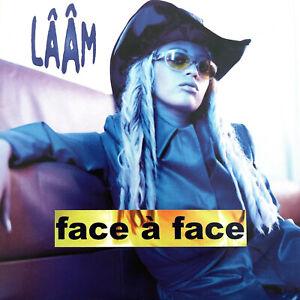 Laam-CD-Single-Face-A-Face-France-EX-EX