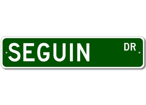 SEGUIN-Street-Sign-Personalized-Last-Name-Sign