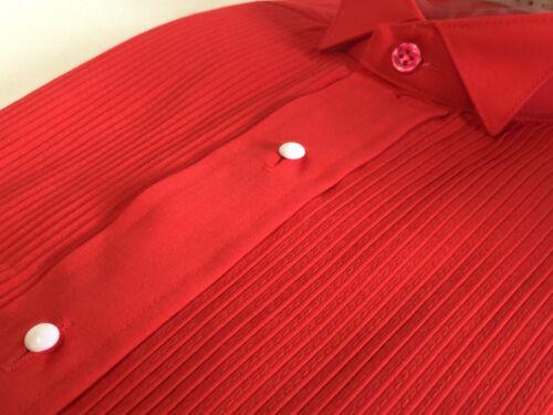 NWT Size XS 30//31 Men/'s//Womens Tuxedo Shirt Dress Shirt Neil Allyn Long Sleeve