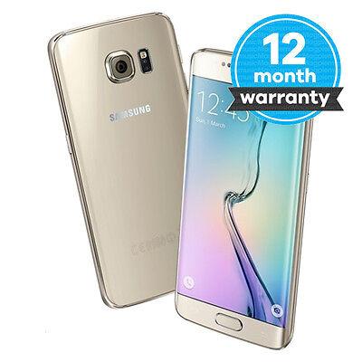 Samsung Galaxy S6 Edge SM-G925F - 32GB 64GB 128GB Unlocked SIM Free Smartphone