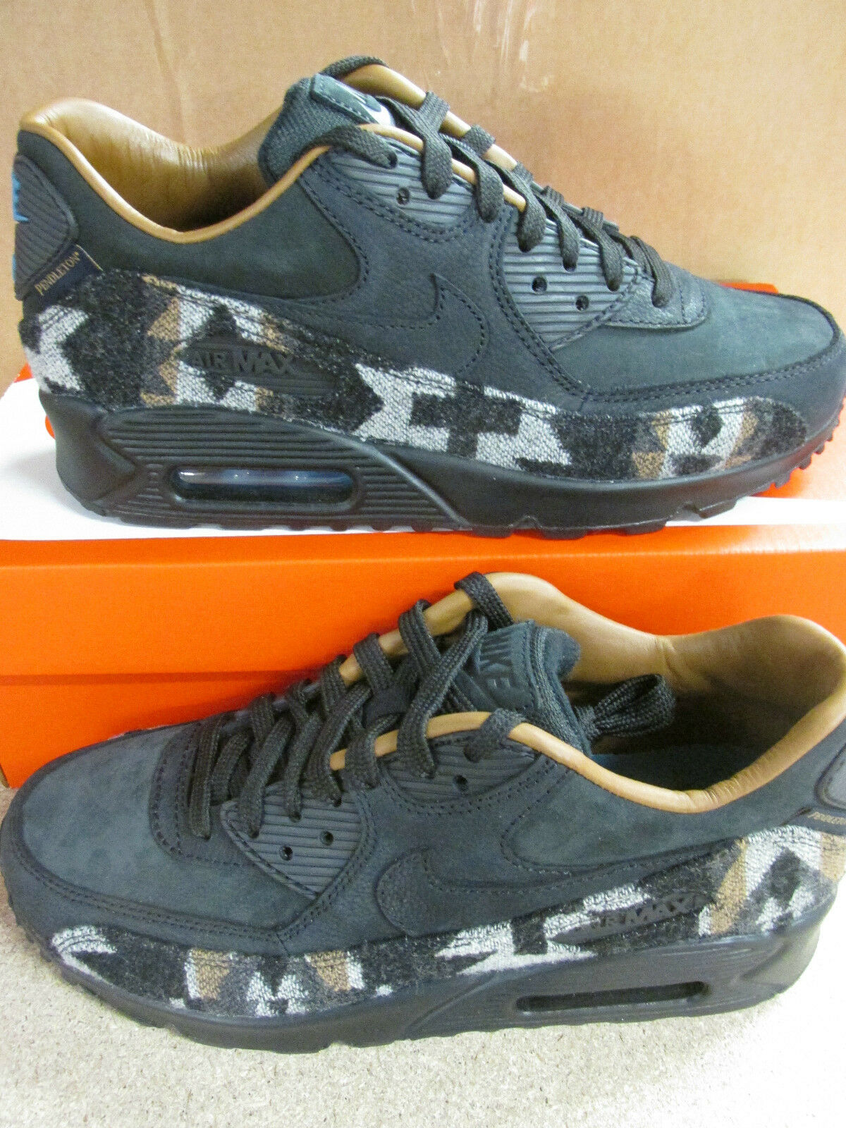 the latest a464e da7ce Nike air max 90 PND QS mens running trainers trainers trainers 825512 004  sneakers shoes a21520