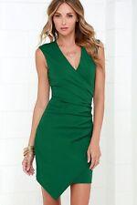 Lulus Splendid Story Green Dress Adelyn Rae Short Prom Cocktail Wedding Party