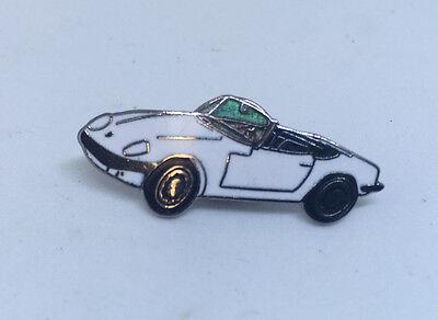 yellow Lotus Elan S1//S2//S3//S4 lapel 35mm hat pin