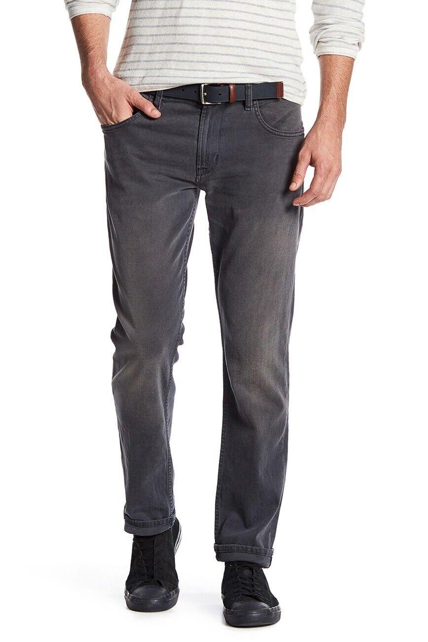 Hudson Jeans Herren Grau Blake Schmal Gerades Bein Jeans 31x34 | Billig  | Clearance Sale