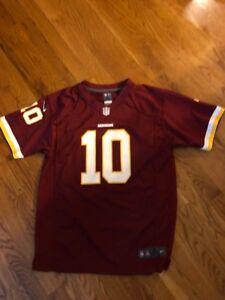 Robert Griffin III RG3  10 Washington Redskins Nike NFL Football ... 705174630