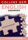 English Grammar by Ronald G. Hardie (Paperback, 2000)