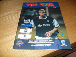 Dundee v Airdrie United 26th December 2005 - <span itemprop=availableAtOrFrom>Aberdeen, Aberdeenshire, United Kingdom</span> - Dundee v Airdrie United 26th December 2005 - Aberdeen, Aberdeenshire, United Kingdom