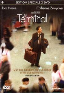 D-V-D-LE-TERMINAL-TOM-HANKS-CATHERINE-ZETA-JONES-2-DVD