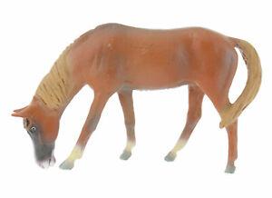 SCHLEICH 16754 - Stute grasend - Künstlerpferd - 1:18 - Ingo Koblischek - Horse
