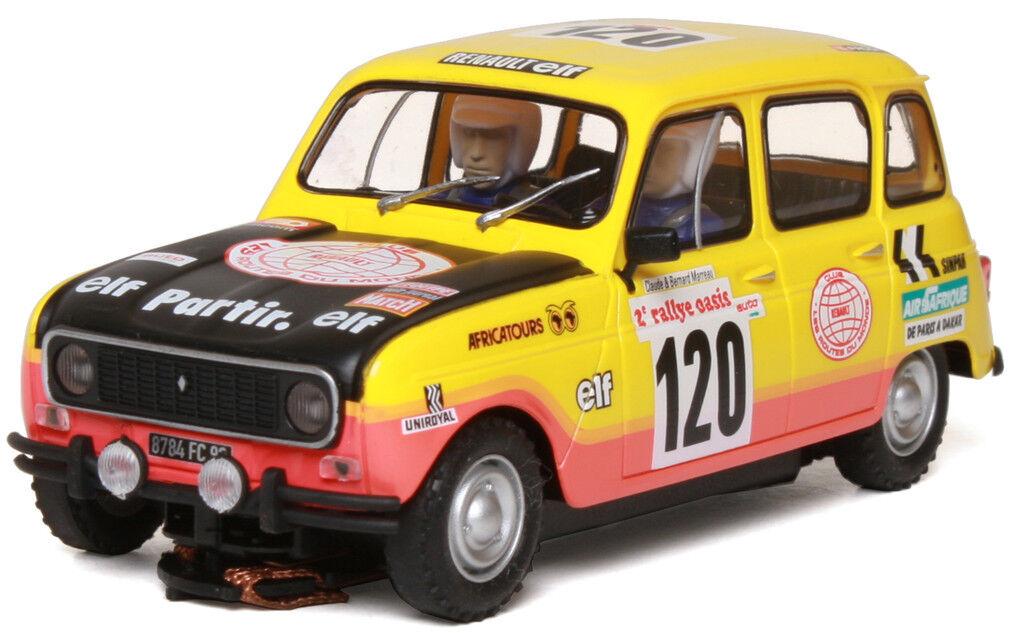 SCX Ref. A10160S300 Renault 4L 1979 Dakar new new 1 32