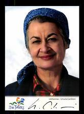 Ursula Cantieni Die Fallers Autogrammkarte Original Signiert # BC 74704