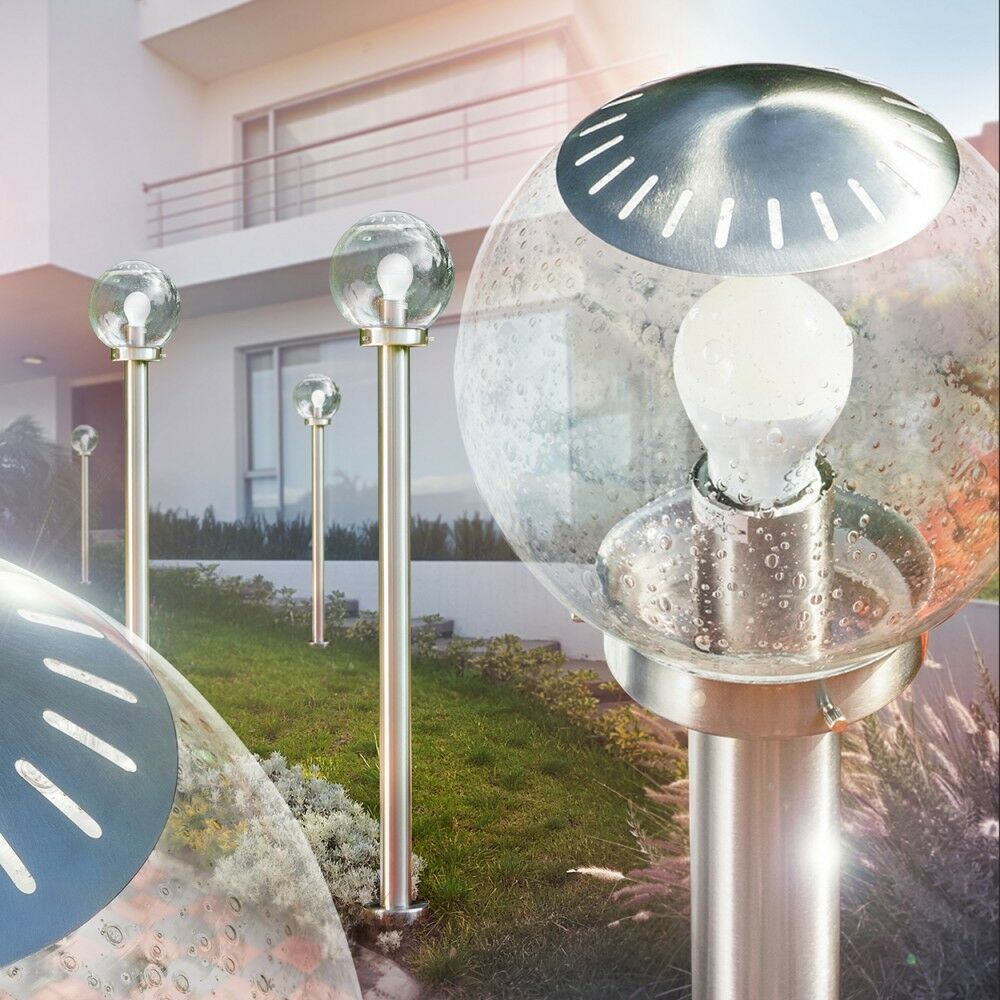 Lampadare Luminaire Lampe d'extérieur Lampe sur pied Éclairage de jardin 157305