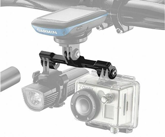 Light GSP Holder Extra Long Extension fr Garmin Computer Mount Gopro Camera 60mm