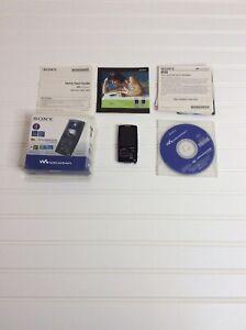 Sony-Walkman-Digital-Media-Player-NWZ-A816-4GB-Black