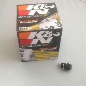 Ford-Crossflow-Motor-K-amp-N-Olfilter-Magnet-Olablassschraube